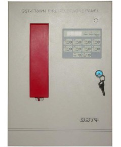 Fire Telephone Panel รุ่น GST-FT8WN ยี่ห้อ GST