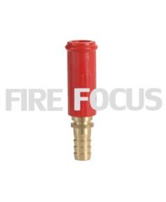 หัวฉีดสเปรย์พลาสติกสีแดงเจ็ทรุ่น HRS032-PS-020-RD, ยี่ห้อ SRI