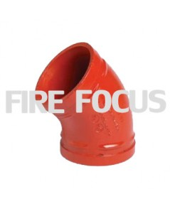 No. 003 FireLock 45 deg Elbow, VICTAULIC BRAND