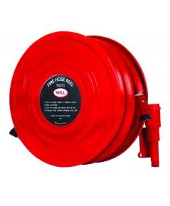 สายส่งน้ำดับเพลิงสวิงอัตโนมัติชนิดยางสังเคราะห์ 25มม.x30เมตร รุ่น W601A ยี่ห้อ WILL