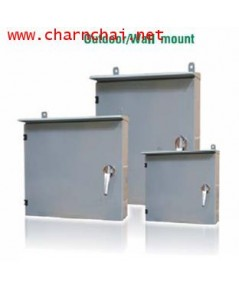OUTDOOR Steel Cabinet for 1x6 pos. BMF