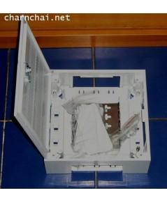 50 Pair Plastic TC box INDOOR For BMF 5pos สำหรับคอนเน็คโครเน่