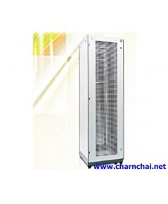 ตู้แร็ค 19 นิ้ว GERMANY EXPORT DATA CENTER RACK 42U, (80X100 cm.)80x100x205 (ประตูบานเดี่ยวทั่วไป)
