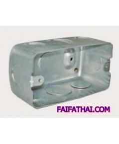 กล่องพลาสติกแบบลอยสำหรับ หน้ากาก 1,2,3 ช่อง