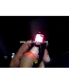 ไฟแช็คไฟฟ้า ขดลวดคิดไฟแบบเดียวกันที่จุดบุหรี่ในรถยนต์ทรงรีโมทรถยนต์ งานดี สวยมาก