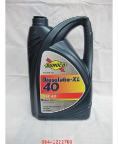 SUNOCO DIESELUBE XL 40 SAE 40 6L