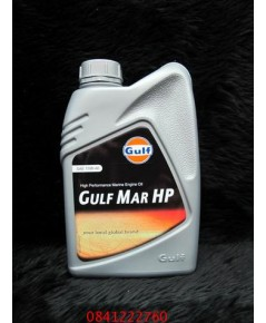 Gulf MAR HP 15W-40 น้ำมันเรือ ขนาด 1 ลิตร