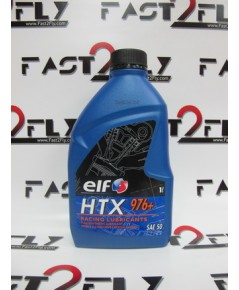 ELF HTX976 2T Racing SAE50 ขนาด 1 ลิตร