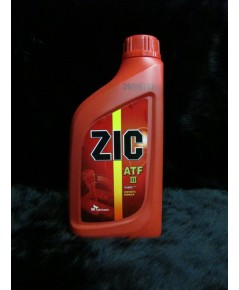 ZIC ATFIII ขนาด 1 ลิตร