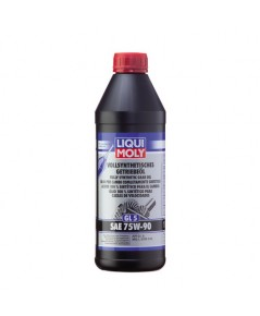 LIQUI MOLY GEAR FULLY SYNTHETIC OIL GL5 SAE 75W-90 1414 1l.