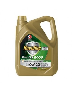 HAVOLINE PRO DS ECO5 SAE 0W-20 3L