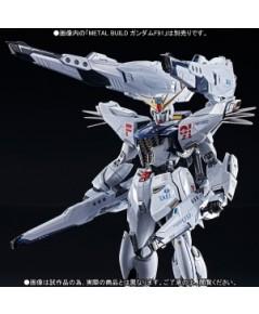 Metal Build Gundam F91 MSV Option Set [P-Bandai]