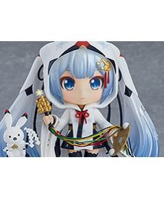 Nendoroid 850 Snow Miku: Crane Priestess Ver. [Limited]