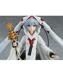 figma EX-045 Snow Miku: Crane Priestess Ver. [Limited]
