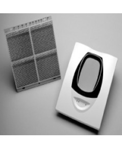 "1224 \""SYSTEM SENSOR\"" REFLECTIVE PROFECTED BEAM SMOKE DETECTOR 4 WIRE"