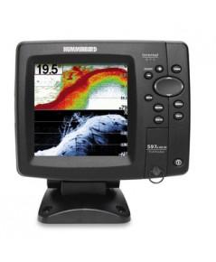 เครื่องหาปลา+GPS รุ่น Humminbird 597ci HD DI Combo