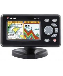 เครื่องหาปลา + GPS รุ่น Samyung NF430 เมนูไทย
