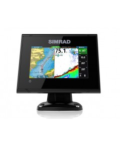 Simrad GO5 XSE with Basemap and TotalScan