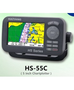 Haiyang GPS รุ่น HS-55C เมนูไทย