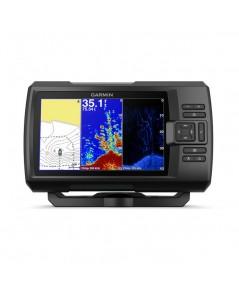 เครื่องหาปลา + GPS รุ่น Garmin Striker Plus 7cv เมนูไทย