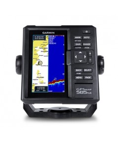 เครื่องหาปลา + GPS รุ่น Garmin GPSMAP 585 Plus เมนูไทย