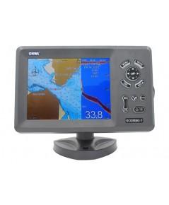 เครื่องหาปลา + GPS รุ่น ONWA KCOMBO-7
