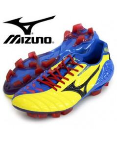 Mizuno Wave Ignitus 3 SL MD - Bolt/Black/Blue/Red