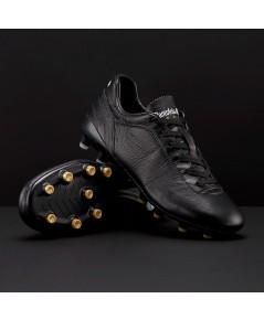 Pantofola d\'Oro Lazzarini SL FG Made in Italy - Black