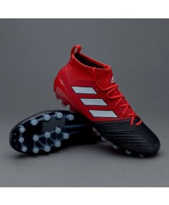 Adidas ACE 17.1 AG   Black/White/Red