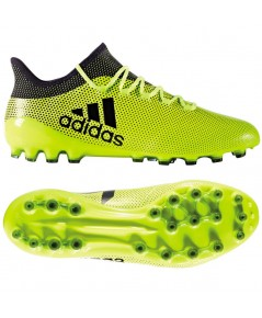 adidas X 17.1 AG Leather Solar yellow/ Black/