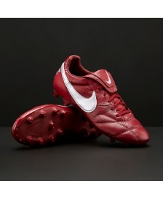 Nike Premier 2.0 FG - Red/Silver