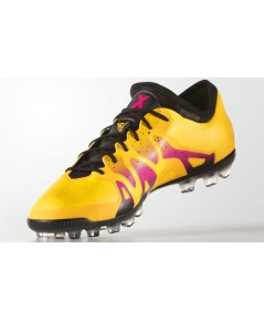 adidas X 15.1 AG Orange Pink  Black