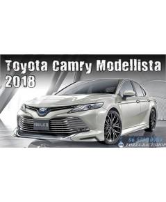 ชุดแต่งสเกิร์ตรอบคัน Toyota Camry Modellista - โตโยต้า แคมรี่ 2018 2019
