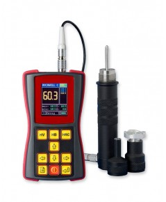 HardyTest UCI 3000® Ultrasonic hardness tester with 10, 50 or 100 Newton probe