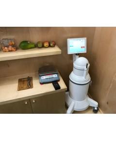 เครื่องวิเคราะห์รังสีในห้องแล็ป food and environment safety radiation lap
