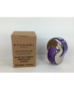 Pre Order - น้ำหอม Tester BVLGARI Omnia Amethyste EDT 65ml.กลิ่นหอมหรูหราอ่อนหวาน