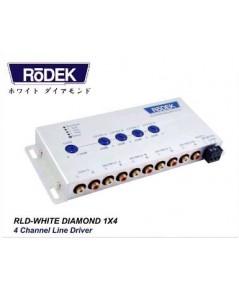 RODEK  RLD-WHITE DIAMOND 1x4