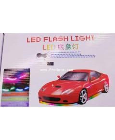 LED ใต้ท้องรถ+รีโมทคอนโทลไร้สาย