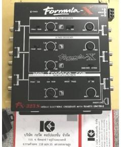Formula-X FX-323S  ( crossover )