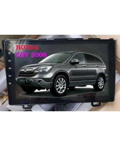Alpha coustic  จอ Android ตรงรุ่นรถ Honda CRV 2008 (Ram 2 GB / Rom 16 / 4 Core )