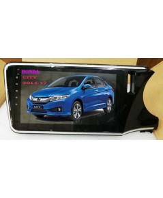 Alpha coustic  จอ Android ตรงรุ่นรถ Honda CITY 2014-2017 (Ram 2 GB / Rom 16 / 4 Core )