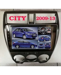 Alpha coustic  จอ Android ตรงรุ่นรถ Honda CITY  2009-2013 (Ram 2 GB / Rom 16 / 4 Core )
