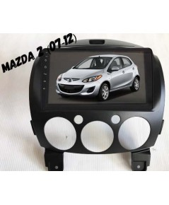 Alpha coustic  จอ Android ตรงรุ่นรถ MAZDA2 ปี2007-2012(Ram 2 GB / Rom 16 / 4 Core )