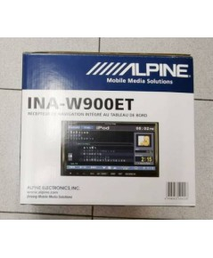 Alpine INA-W900ET