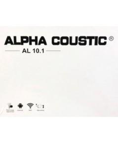 ALPHA COUSTIC AL10.1(กล่องขาว)Ver. 9