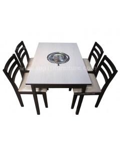 ชุด โต๊ะอาหาร KL01