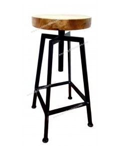 เก้าอี้สตูล รากไม้