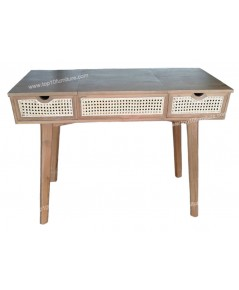 โต๊ะเครื่องแป้ง (ไม้สัก)