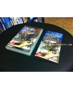 Monster Hunter portable  มอนสเตอร์ ฮันเตอร์
