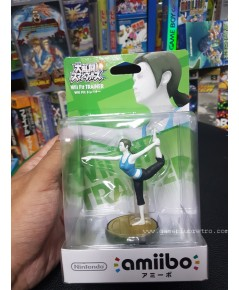 Amiibo Wii Fit มือ 1